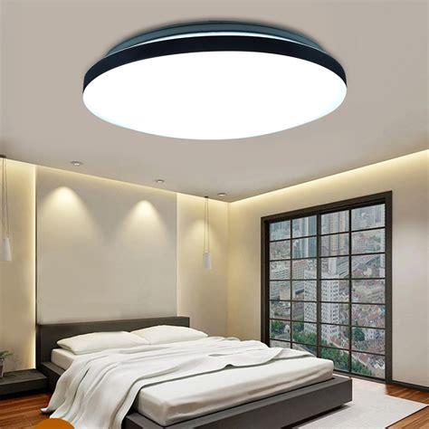 led ceiling light fixture lighting flush mount pendant lamp bedroom