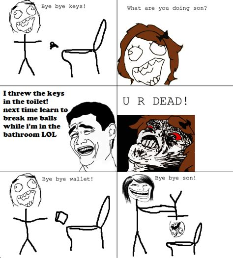 Meme Faces Comics - rage comics 2 by 3000 fancazzista on deviantart