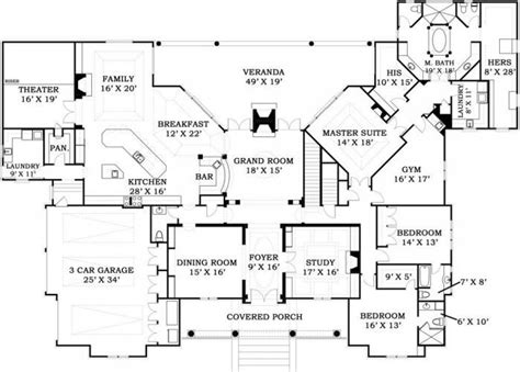 his and her bathroom floor plans 16 best master suite floor plan images on pinterest