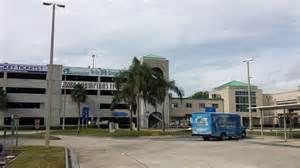 Car Rental Orlando Airport Sanford Orlando Sanford International Airport Parking Information