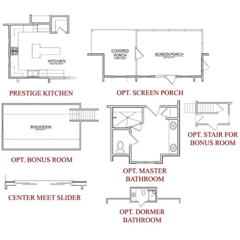 bill clark homes floor plans community home plans billclarkhomes