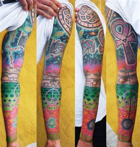 color sleeve tattoos sleeve tattoos designs pictures page 5