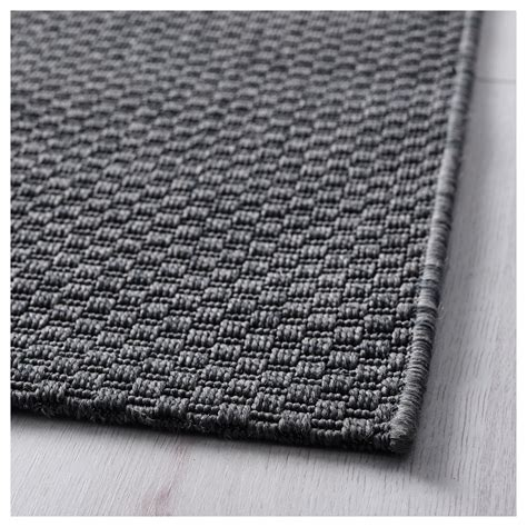 outdoor rugs ikea morum rug flatwoven in outdoor dark grey 200x300 cm ikea