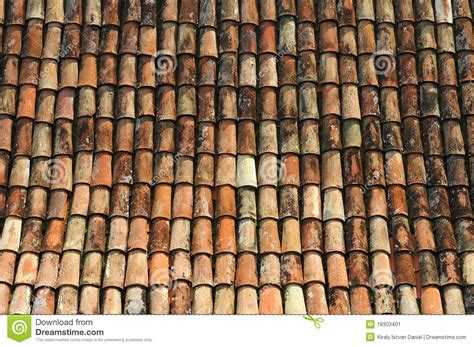 Mediterranean Roof Tile Tile Roof Stock Image Image Of Moulded Covering 18303401