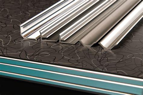 aluminum countertop edging trim aluminum table edging