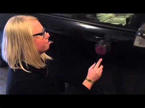 Hair Dryer Fix Car Dent how to remove small dents and dings from car using a hair