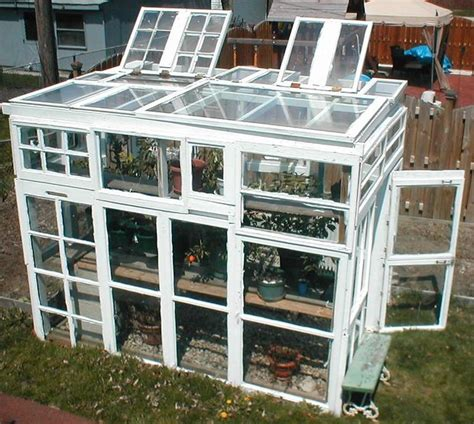 Greenhouse From Old Windows: 14 Steps (with Pictures)