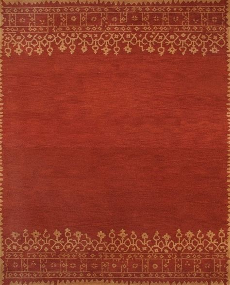 Rust Colored Rugs Meze Blog Rust Colored Area Rugs