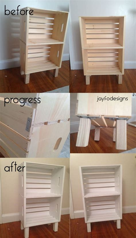 diy nightstand organizer pinterest the world s catalog of ideas