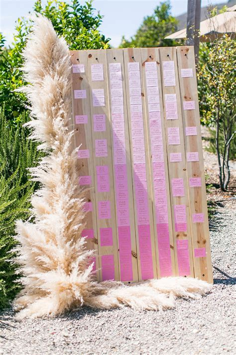 Trend Alert! 25 Incredible Pampas Grass Wedding Ideas