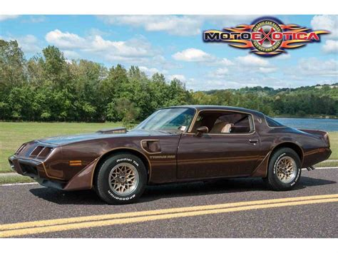 1979 pontiac trans am 1979 pontiac firebird trans am for sale classiccars