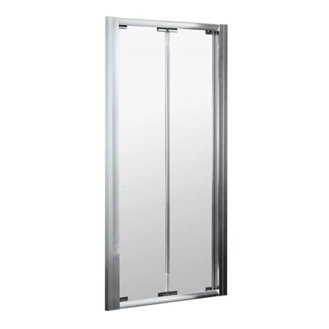 Bi Fold Shower Door 900mm Premier Ella Bi Fold Shower Door 900mm