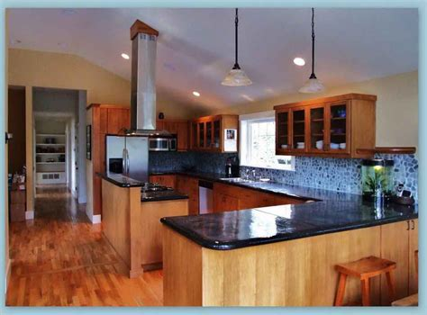 dark bamboo kitchen cabinets bamboo flooring style adds effortless dramatic scent in
