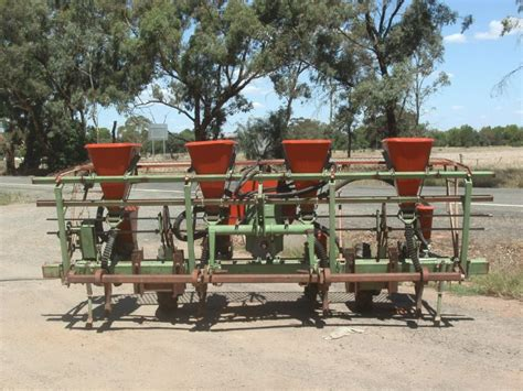 Row Crop Planter by Precision Row Crop Planters Machinery Equipment Tillage
