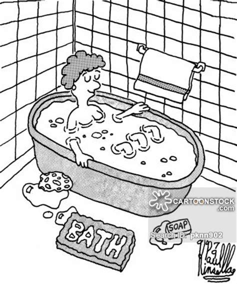 bath mat cartoons and comics funny pictures from