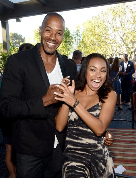 What Is Hit The Floor About by Logan Browning And Mckinley Freeman Photos Photos Hit