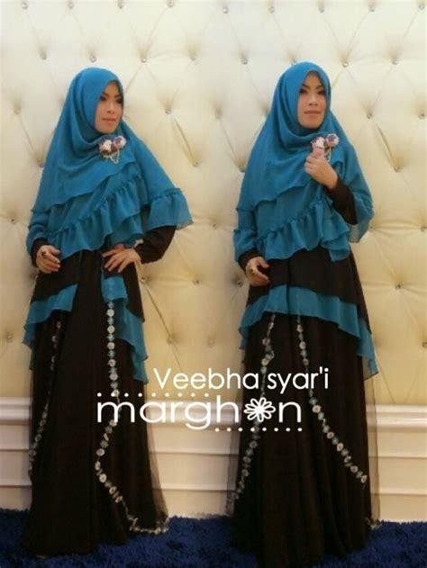 Harga Baju Merk Marghon murah n ori collection veebha syar i by marghon