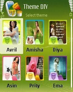 java theme maker mobile9 free java nokia 3d theme maker software download