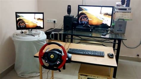 Thrustmaster 458 Spider Gaming Pc My Xbox One Setup With Thrustmaster 458 Spider