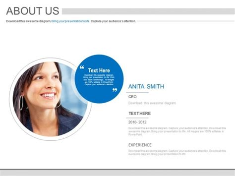 powerpoint profile template powerpoint profile template aventium me