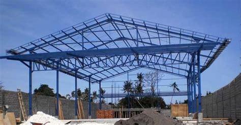 Baja Ringan Konstruksi Pabrik jual kontruksi baja ringan dan kontruksi pabrik harga