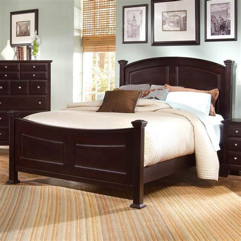 bassett beds vaughan bassett hamilton franklin queen panel bed hudson