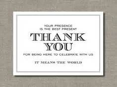 Wedding thank you printable wedding poster table sign or guest book