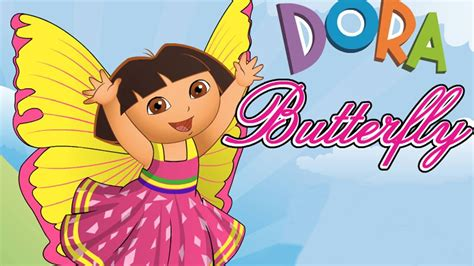 dora hairstyles games dora the explorer butterfly dress up beautiful hairstyle
