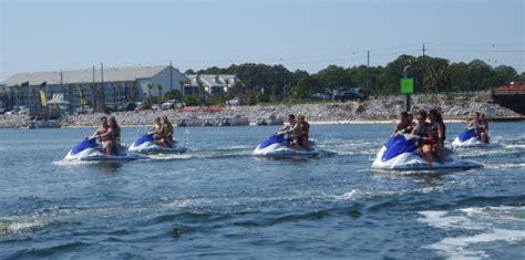 scotty boat rentals panama city beach florida jet ski rentals in panama city beach florida
