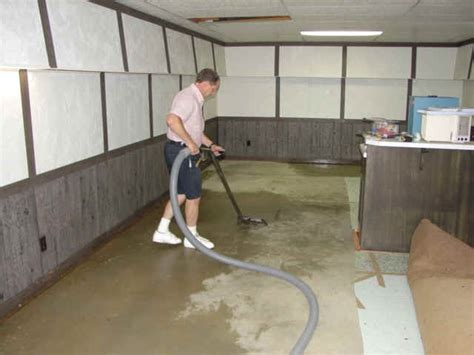 awesome basement flood cleanup 2 flooded basement clean