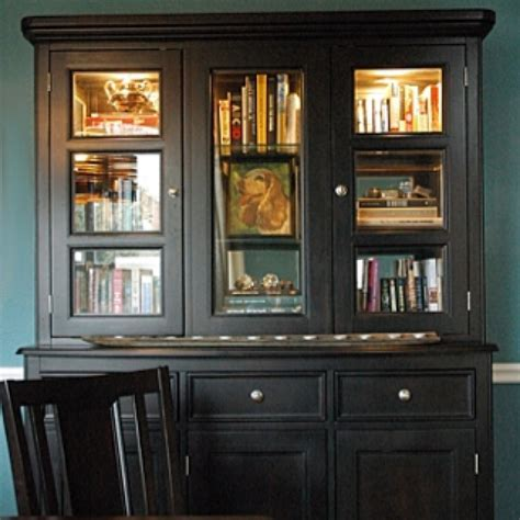 china cabinet used for book storage books