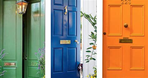 feng shui colors   front door