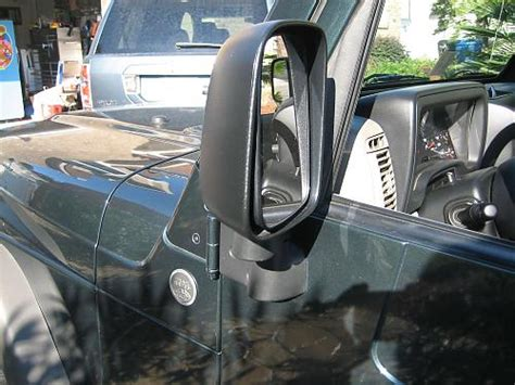 doorless jeep mirrors mirrors doorless
