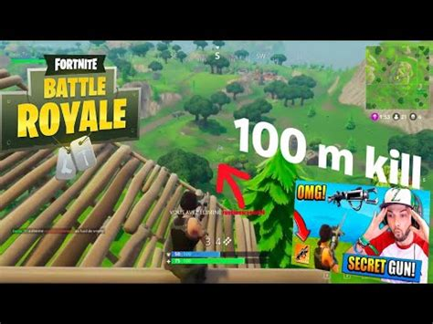 fortnite zapatron sniper one and only zapatron sniper kill fortnite br