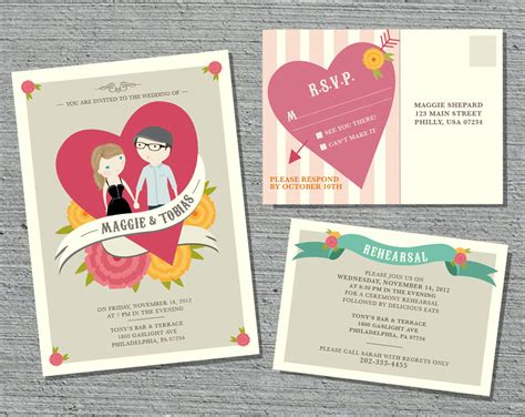 contoh design kalender lucu contoh undangan pernikahan lucu unik persiapan pernikahan