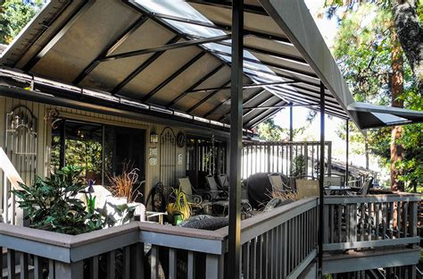 fixed awnings for decks fixed awnings southern oregon s leading awning provider
