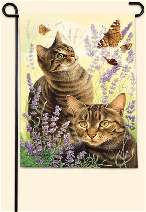 Cat Garden Decor Cat Lover Gift Home Decor Cat Garden Decor Animal Garden Decor At Cat Fancy Gifts