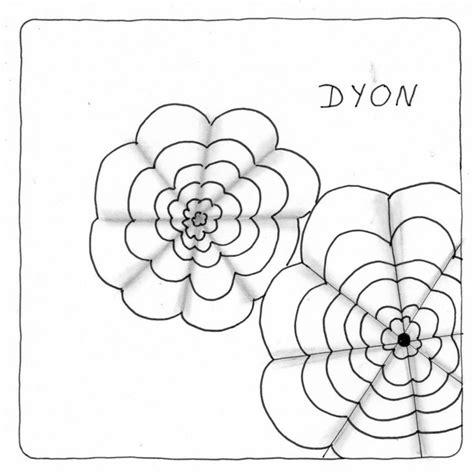 zentangle pattern dyon pin by didier gervy on tangle patterns pinterest