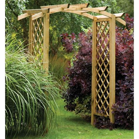6 Foot Wide Trellis 25 Best Ideas About Garden Arches On Garden