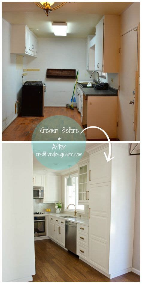 Cheap Kitchen Cabinets Ikea 17 Best Ideas About Before After Kitchen On