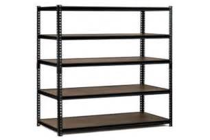 Heavy duty metal shelving garage shelves for perfect storage solutions