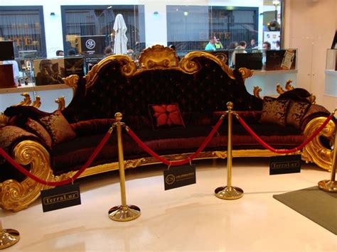 world s biggest sofa most expensive sofas in the world top 10 ealuxe com