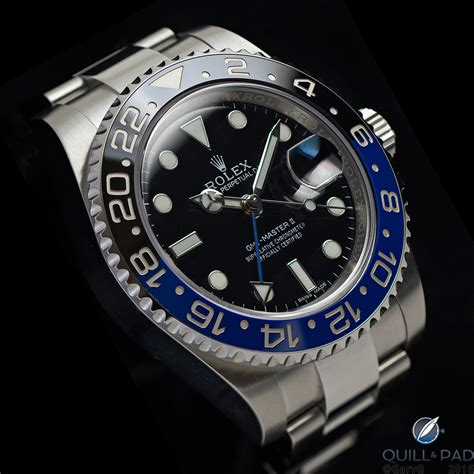 Rolex Gmt Master Ii Wblu For great rolex experiment with the gmt master ii or how i