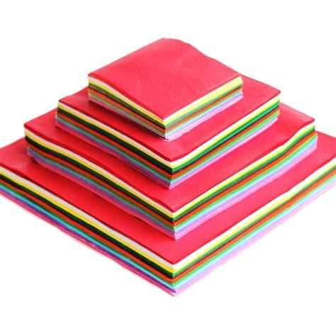 Square Craft Paper - tissue paper squares bright ideas crafts