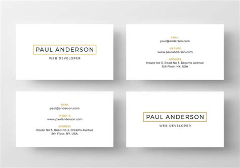 business card and resume templates free resume psd template graphicsfuel