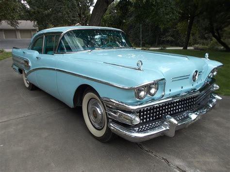 1958 buick special 1958 buick special series 40 greater dakota classics