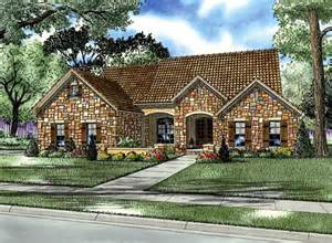 Tuscany House Plans by Italian Mediterranean Tuscan House Plan 82114
