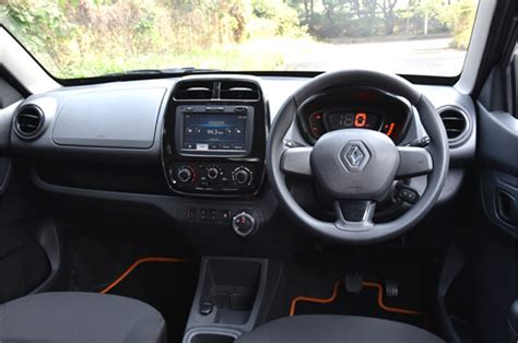 renault kwid interior seat 2016 renault kwid amt review price interior