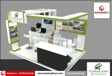 booth design in kenya booth exhibition citraland denpasar mall bali galeria