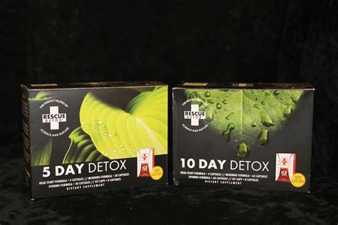 Rescue Detox 10 Day Permanent 10 Day Detox by Rescue Detox 5 And 10 Day Cleansers Higher Education